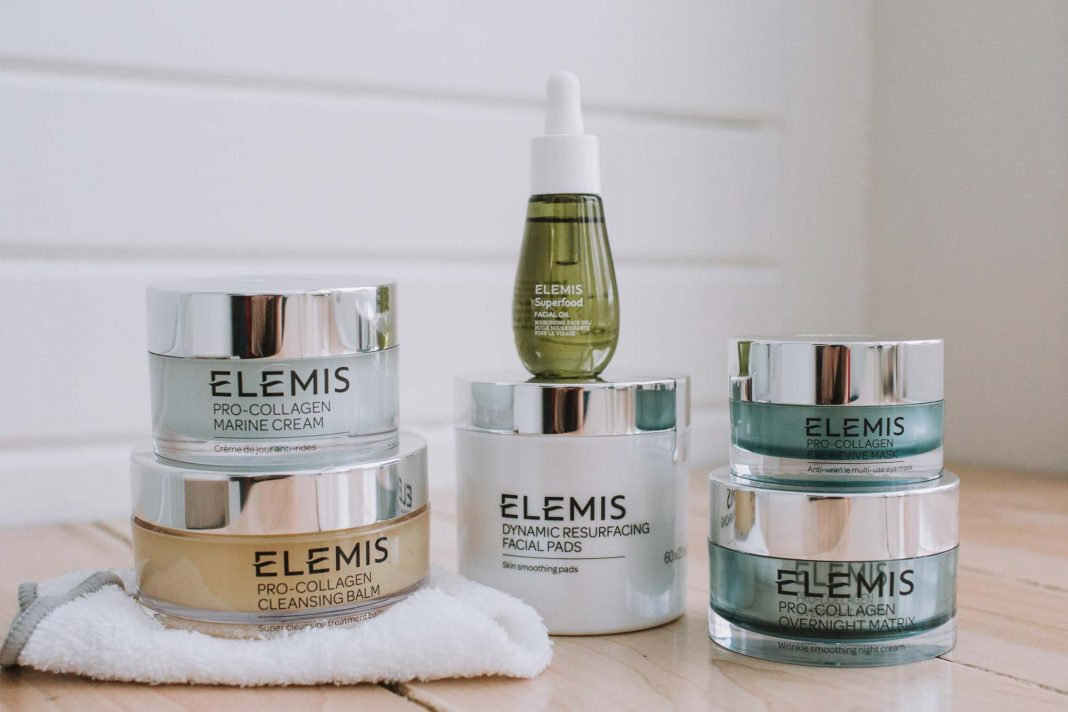 Gentle resurfacing pads & an anti-aging cream giving people the confidence to go makeup-free? Trying ELEMIS for glowing skin was a no-brainer.
