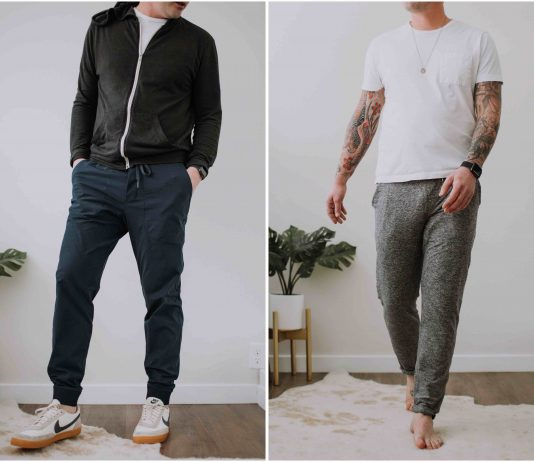 Vuori vs. lululemon...which are the best joggers for men (including tall men)? The verdict: 1 is the ultimate in comfort & 1 is the best wear-everywhere pair.