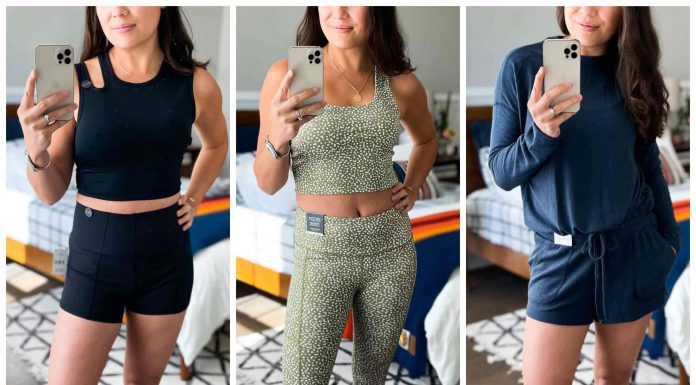 Denim that seems to be substantial, activewear made from coffee grounds??, and a super-accessible price point, I had to know: what's the real deal w/ Cotton On?