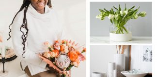 Spring in general & Mother's Day specifically calls for flowers. Ordered, delivered, arranged....for self, as a gift, at home or as a subscription...our ideas inside.