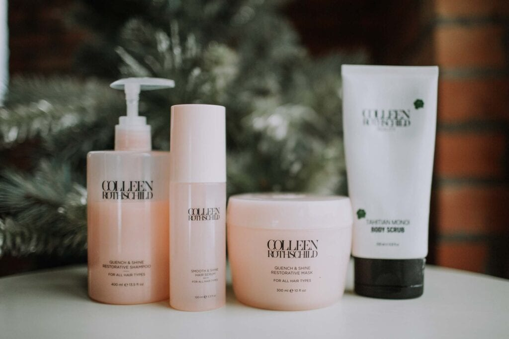 While Team TME can't always agree on the same pair of jeans, we can agree that Colleen Rothschild is 1 of our fav anti-aging skincare brands ever.
