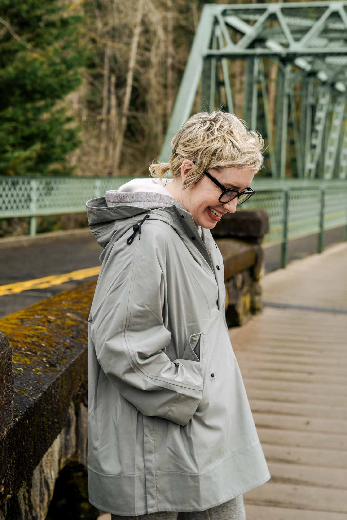 Have you found a pretty raincoat you love? These pretty, affordable (& sustainable) Everlane anoraks & ponchos make the gray days easier.