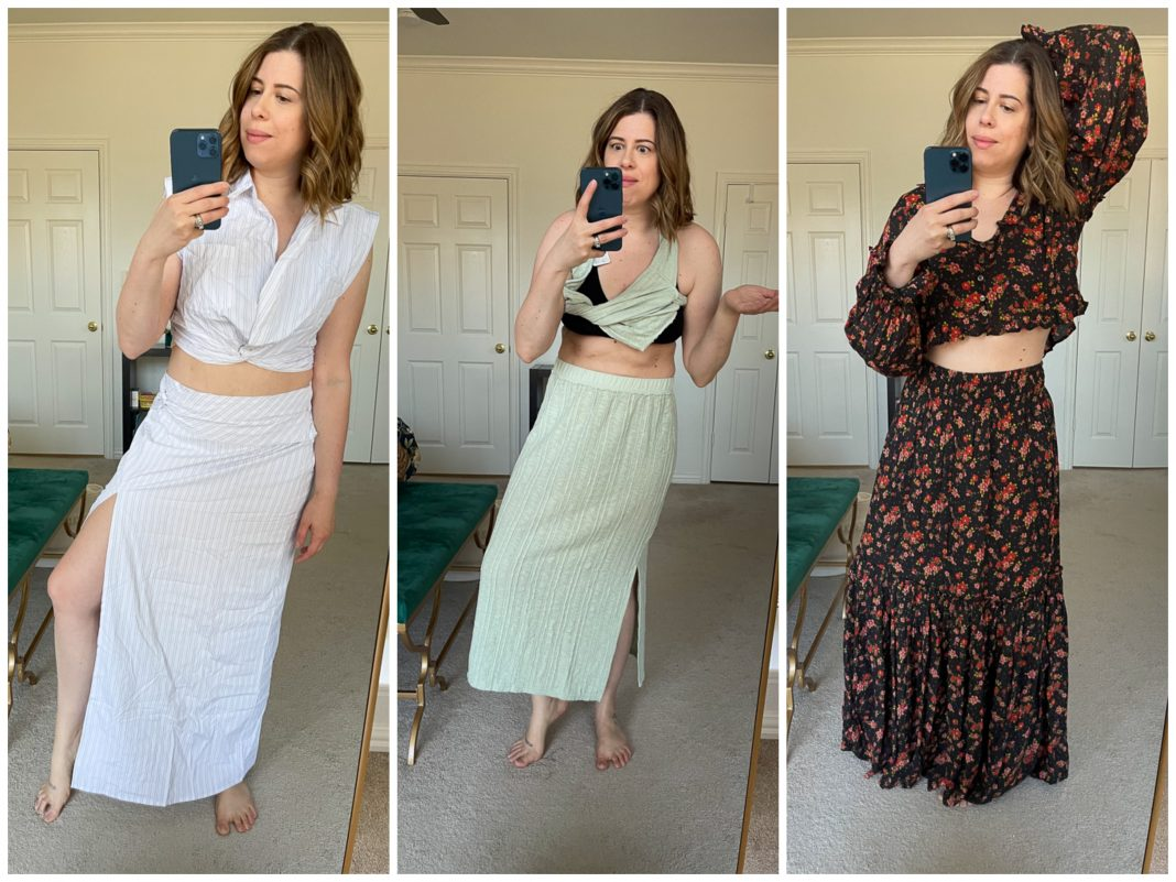 We're checking out Free People matching sets that look secretly comfy. Warning: it's not loungewear. Here's the scoop on 6 (somewhat)