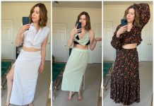 "We're checking out Free People matching sets that look secretly comfy. Warning: it's not loungewear. Here's the scoop on 6 (somewhat) ""dressy"" sets."