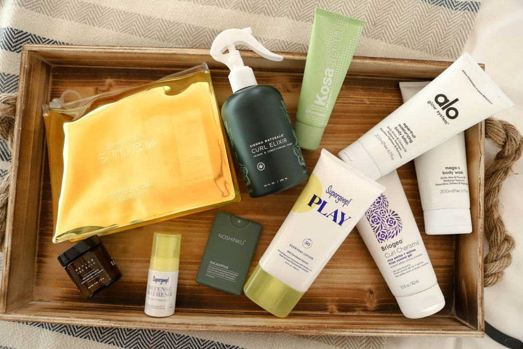 I am a clean beauty junkie & the clean beauty essentials I packed were perfect for my trip. Nordstrom has all of my go-to clean beauty favs, plus a few I've been eyeing up.
