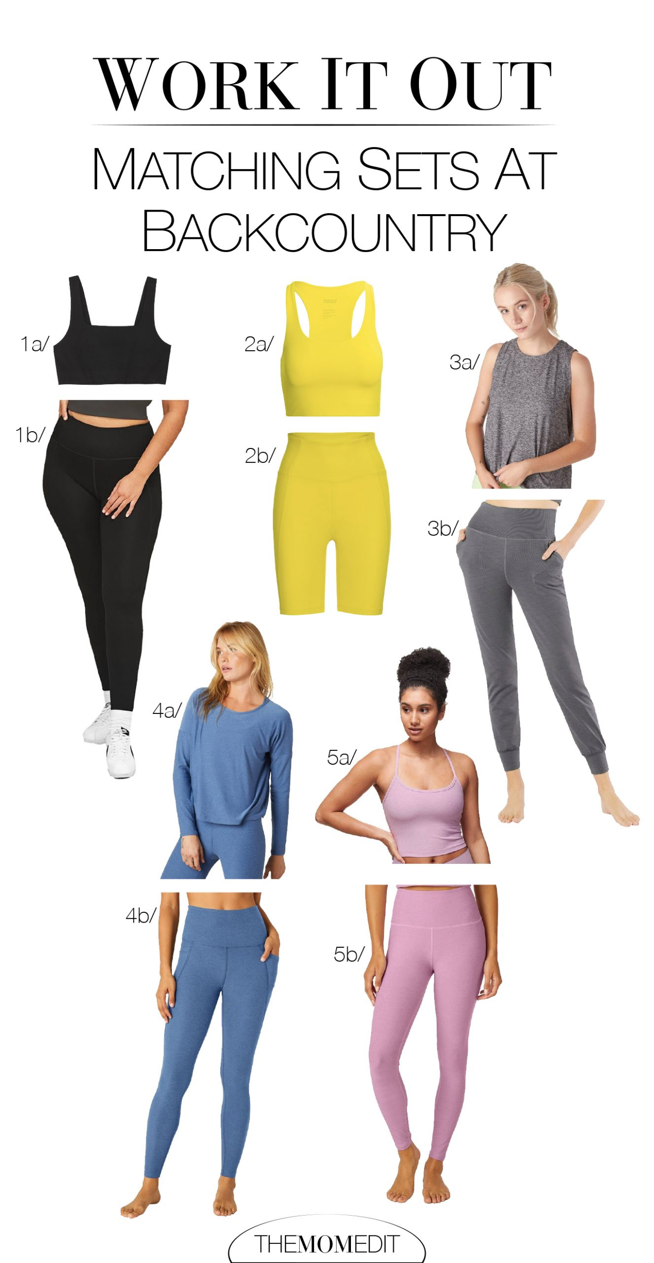 Yoga is a much-needed change of pace, so cute workout sets & cool yoga gear are just the zen inspo we need to get our yogi/chi vibes on.