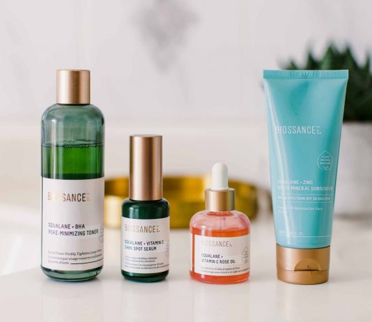 """I'm thrilled I gave Biossance's clean skincare products a try. You may have some questions about what makes Biossance """"clean,"""" or what the heck """"Squalane"""" is."""