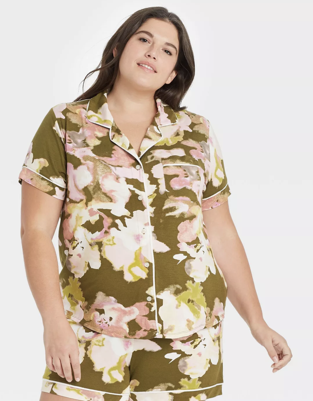 The plus size pajama game is hot hot hot & we're in PJ heaven, y'all! So many amazing patterns for babes who wear plus-sizes — we're beyond excited.