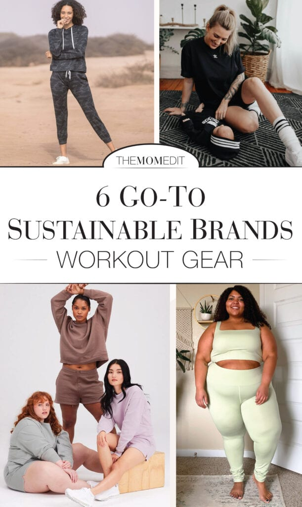 Seriously comfy loungewear & workout clothes — we're on it, especially sustainably made. Think: adidas, Athleta, Girlfriend Collective, Patagonia & more activewear brands.