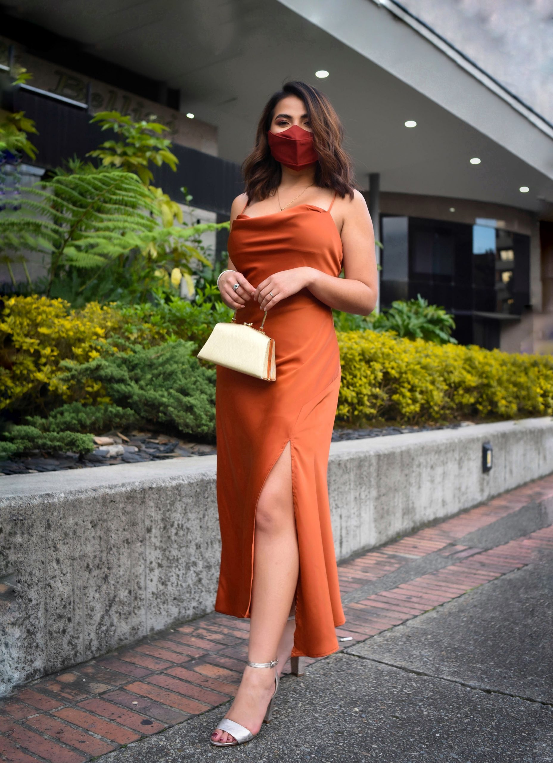 Classy, sexy & under $100. As a wedding guest + a bridesmaid, the Gaia Midi by ASTR The Label is the dress that keeps on giving. Think compliments +cost-per-wear.