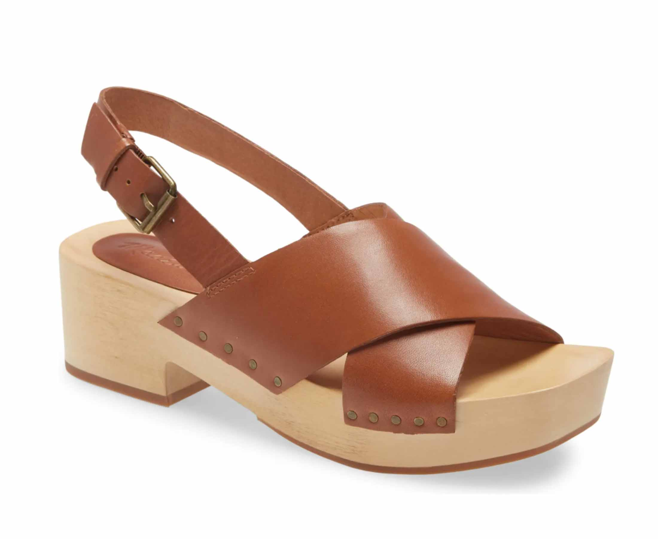 Clog sandals. You either love 'em or hate 'em, but I LOVE. We're eyeing a stylish mix of classic, cute & comfy. Think: No.6, MIA & Swedish Hasbeens.