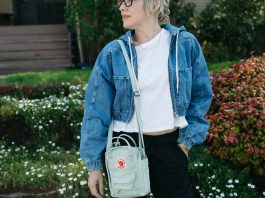 A refresh on the classic denim jacket? Yes, please. 2 cute, casual options from Urban Outfitters & Free People! Think: cotton bomber + hooded jean jacket.