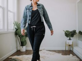 Soft...flattering...(pretty standard for Vuori)...this is the best jumpsuit I've ever worn. RUN--don't walk--to add this ridiculously comfy romper to your wardrobe.