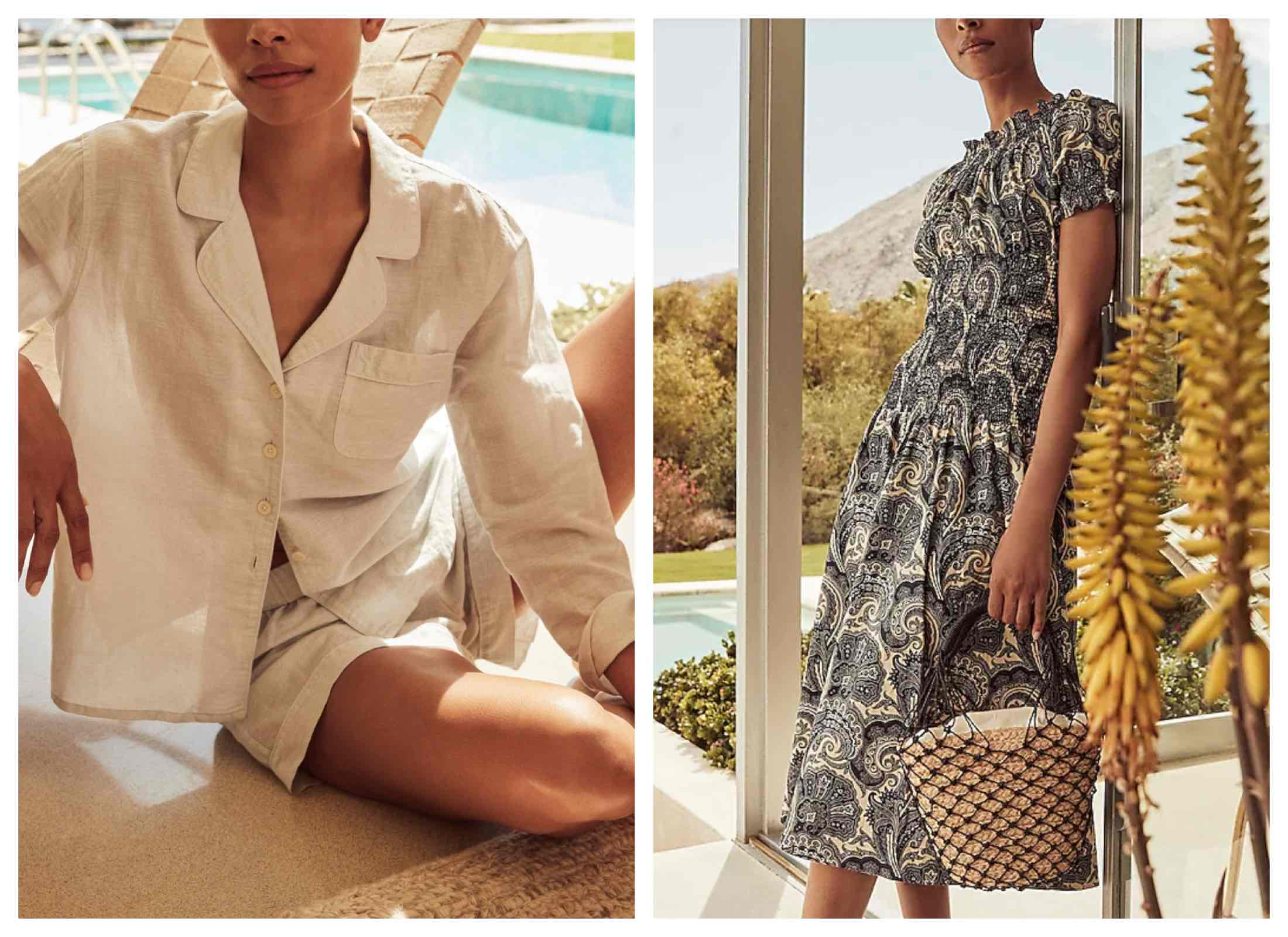 This Memorial Day weekend, we're doing your online shopping for you. For our J.Crew's Memorial Day deals, think: cute womens swimsuits, summery kids' clothes & cashmere on sale? YASSS.