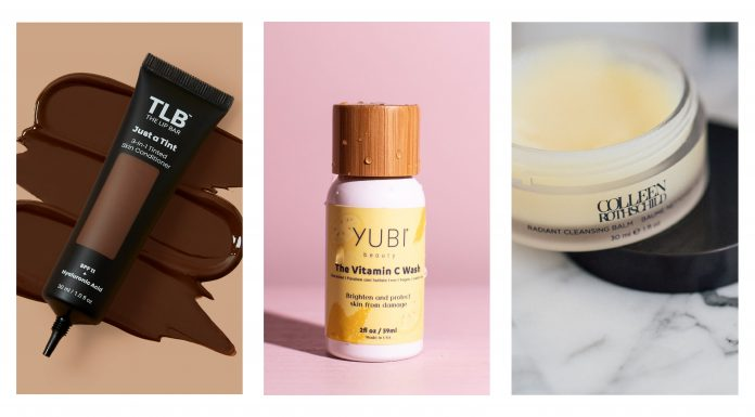 Thus, our top 10 summer beauty deals. I'm most excited about The Lip Bar's Tinted Skin Conditioner. Seems like the perfect foundation for long days in the sun.