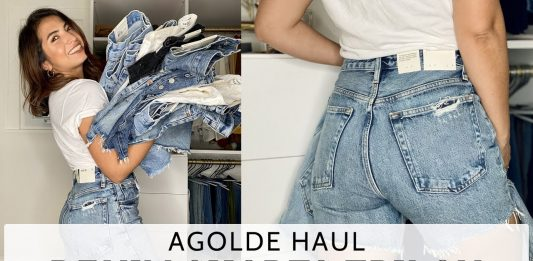 Agolde seems to be one of the most-loved denim shorts brands. To see for myself I tried 5 styles to find the perfect high-waisted summer shorts. Suprise...winners were found.