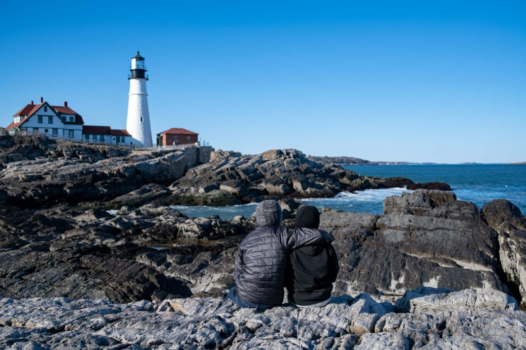 Eventide for food, The Bling Tiger Hotel to stay, lighthouses for play...our 36 hours in Portland, Maine...a relaxing, family friendly getaway.