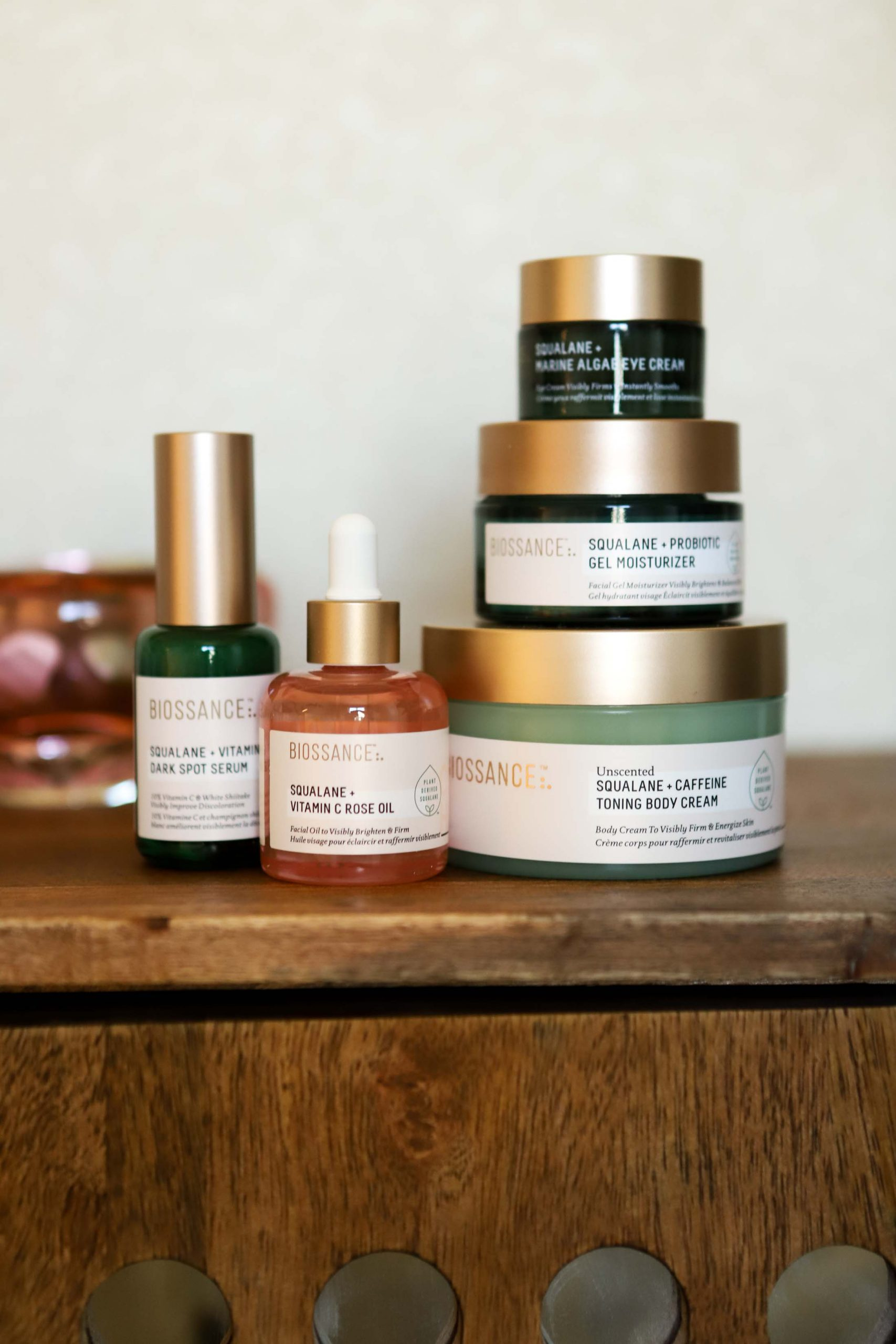 Biossance is a TME favorite, so I'm thrilled to get my hands on some. I love a good clean skincare moment & these products will 100% work in my daily rotation.