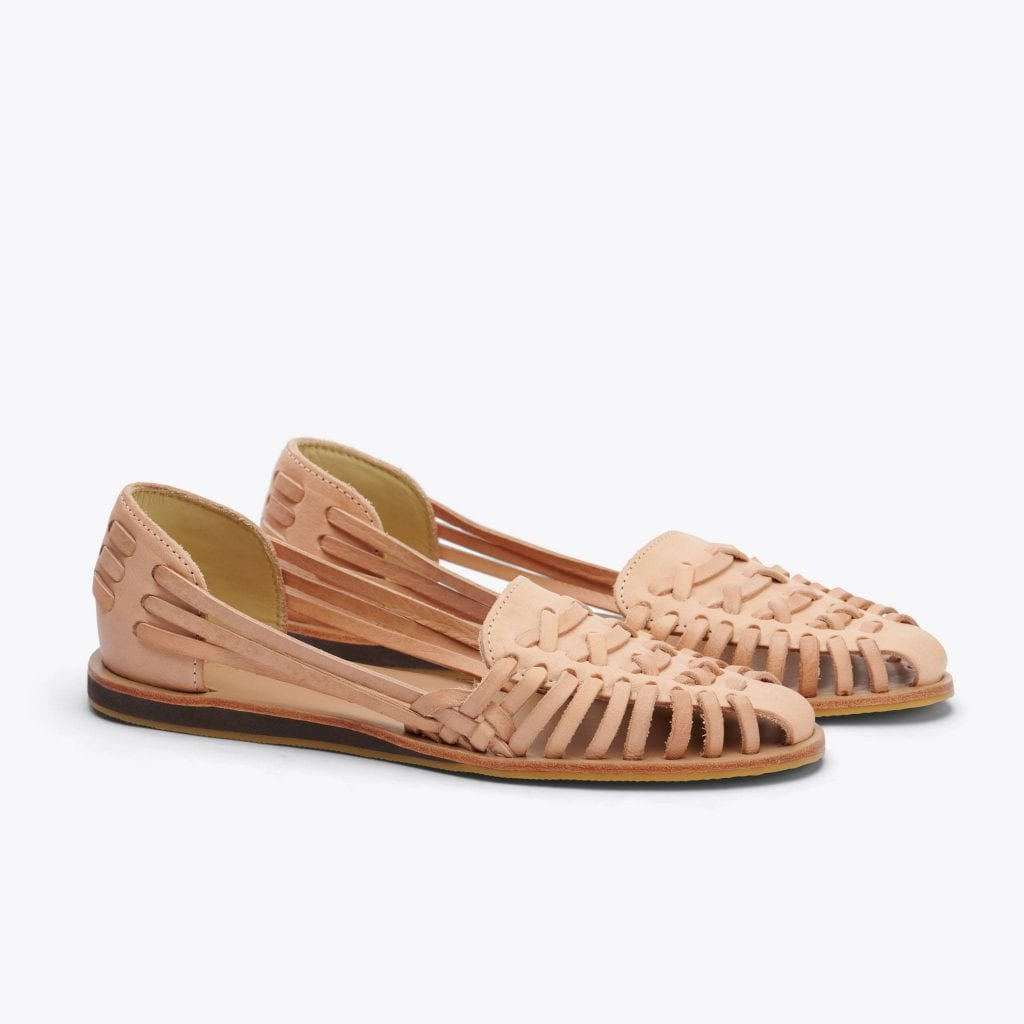 Brands we've known for awhile like EILEEN FISHER & ABLE have amazing sandals, but we're also falling for some new loves like Bryr Studio & Nae.