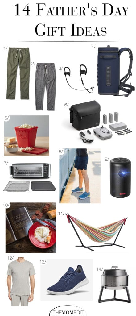 We've got 2 routes for finding useful father's day gifts for dad: something fun. Think: gadgets, patio accessories or toys that make him light up like a kid OR, an everyday upgrade.