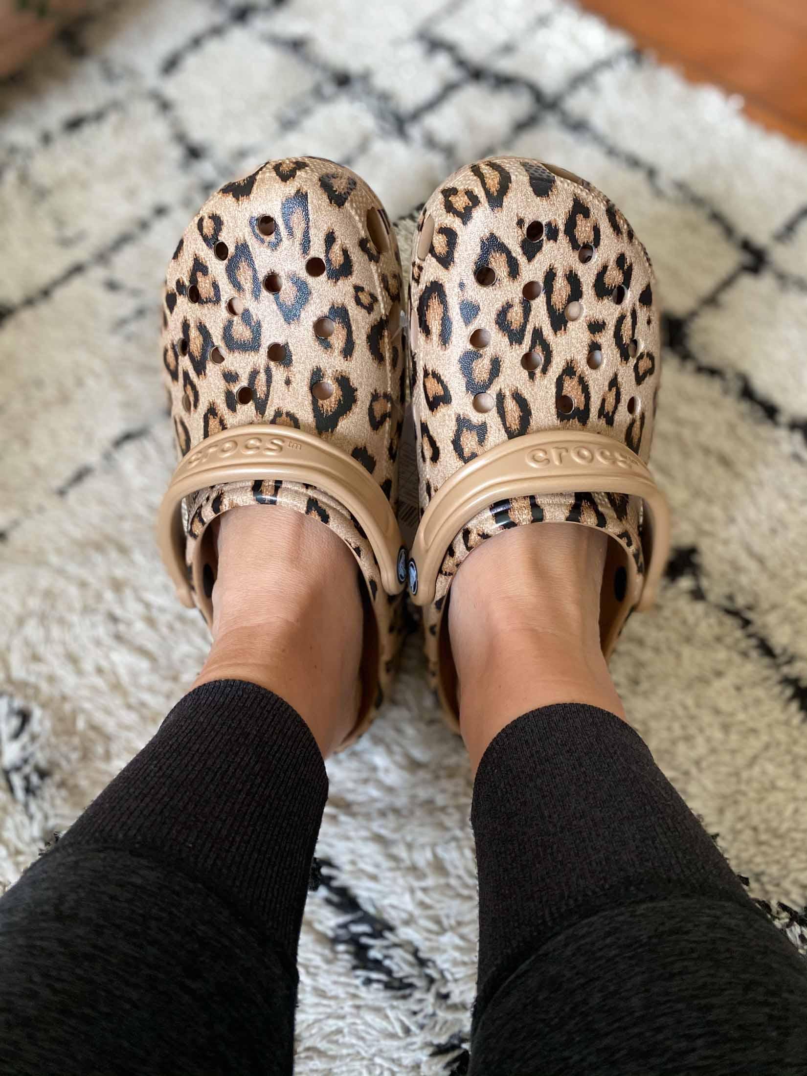 Interesting details make clogs & clog sandals way more cool + chic, thus less dowdy. Think: studs, prints, heels, tread soles & more cute deets.