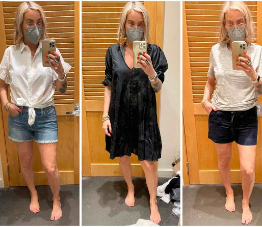 A dreamy beach dress, linen shorts, denim cut-offs....J.Crew has a few cute summer outfit pieces (& matching sets) we're excited to wear this season.