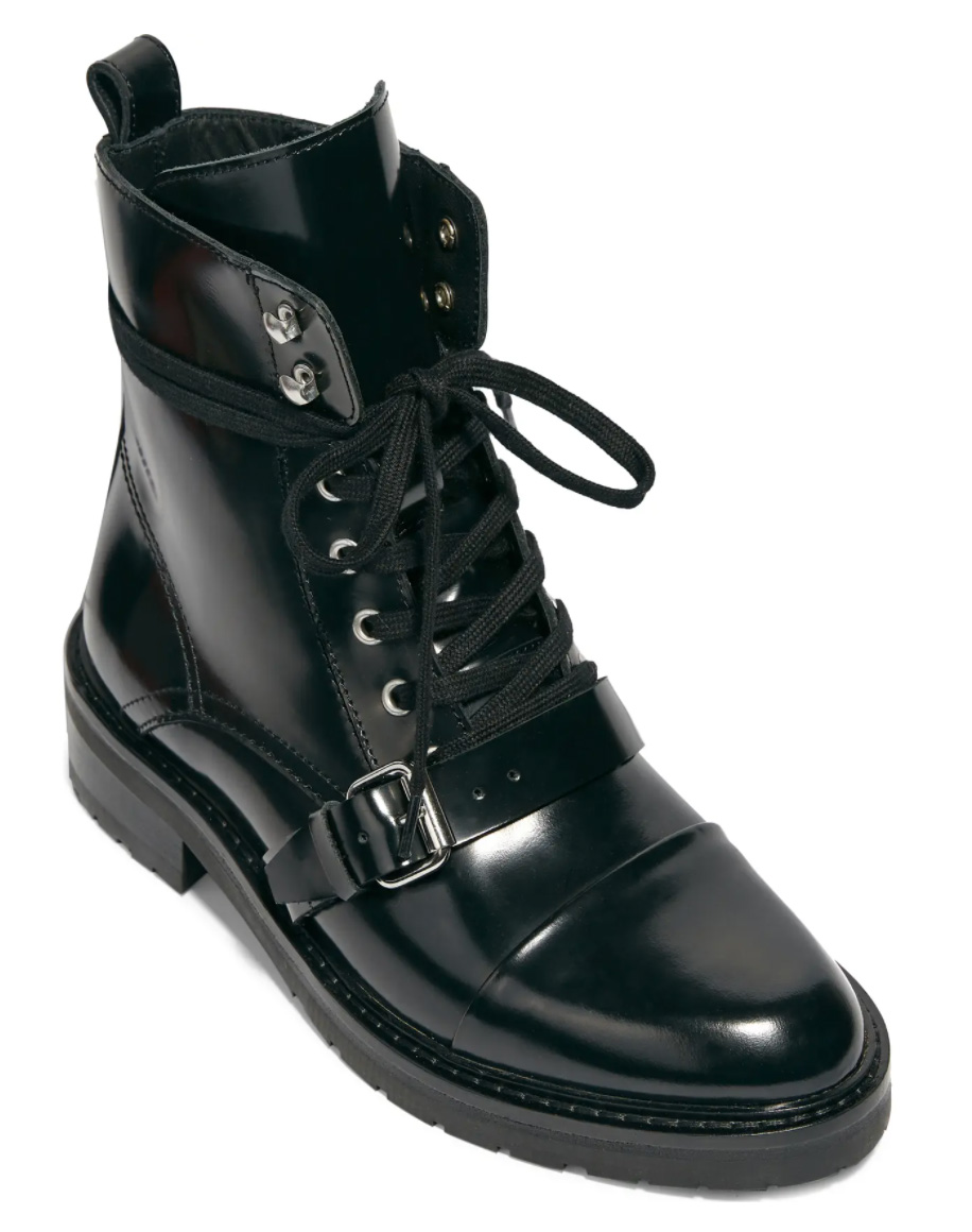 Missing out on these AllSaints combat boots during last year's Nordstrom Sale was one of my biggest regrets, so I was beyond stoked when I saw them back this year.