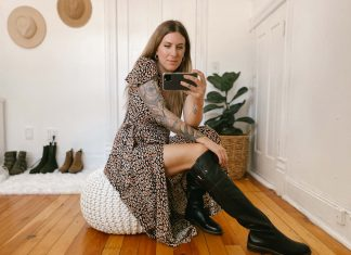 The perfect dress, the pants that pleasantly surprised me & the cozy sweater I was hoping to find. This year's #NSale features some pretty inspiring fall outfit ideas.