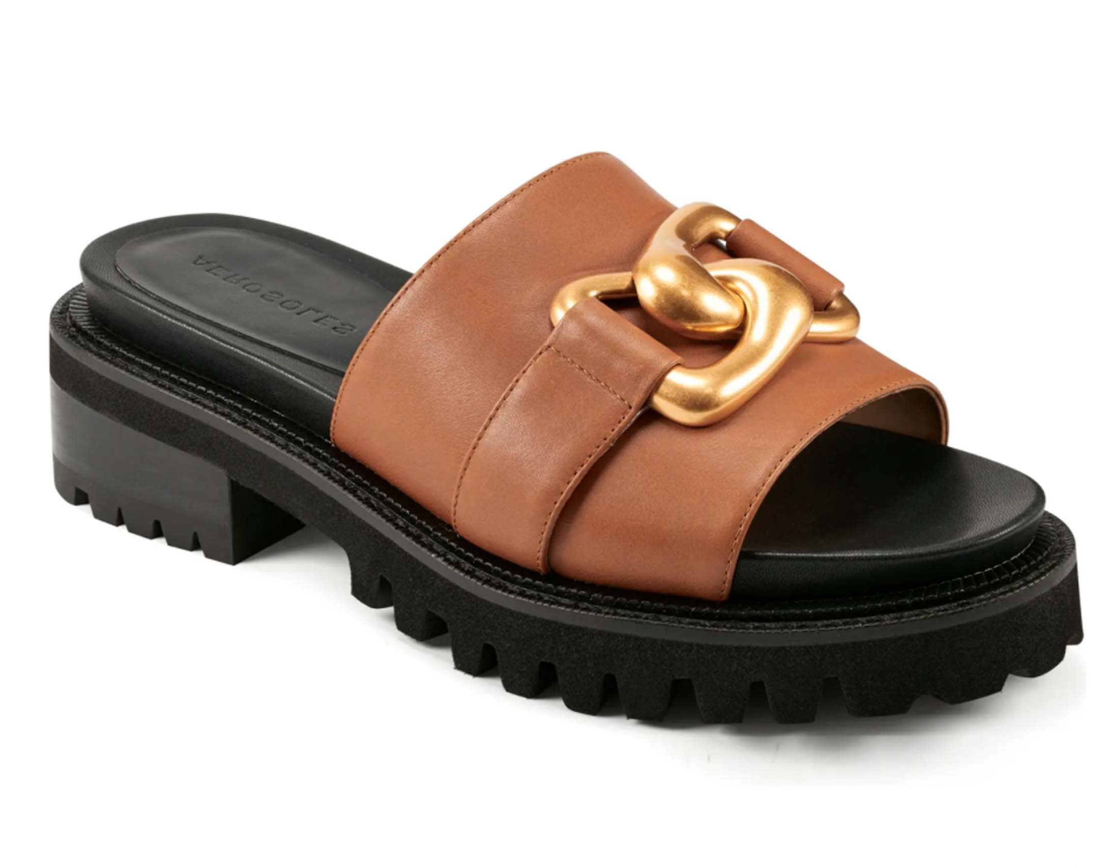 I LOVE everything about these slide sandals. They are absolutely gorgeous and perfect for summer and fall.
