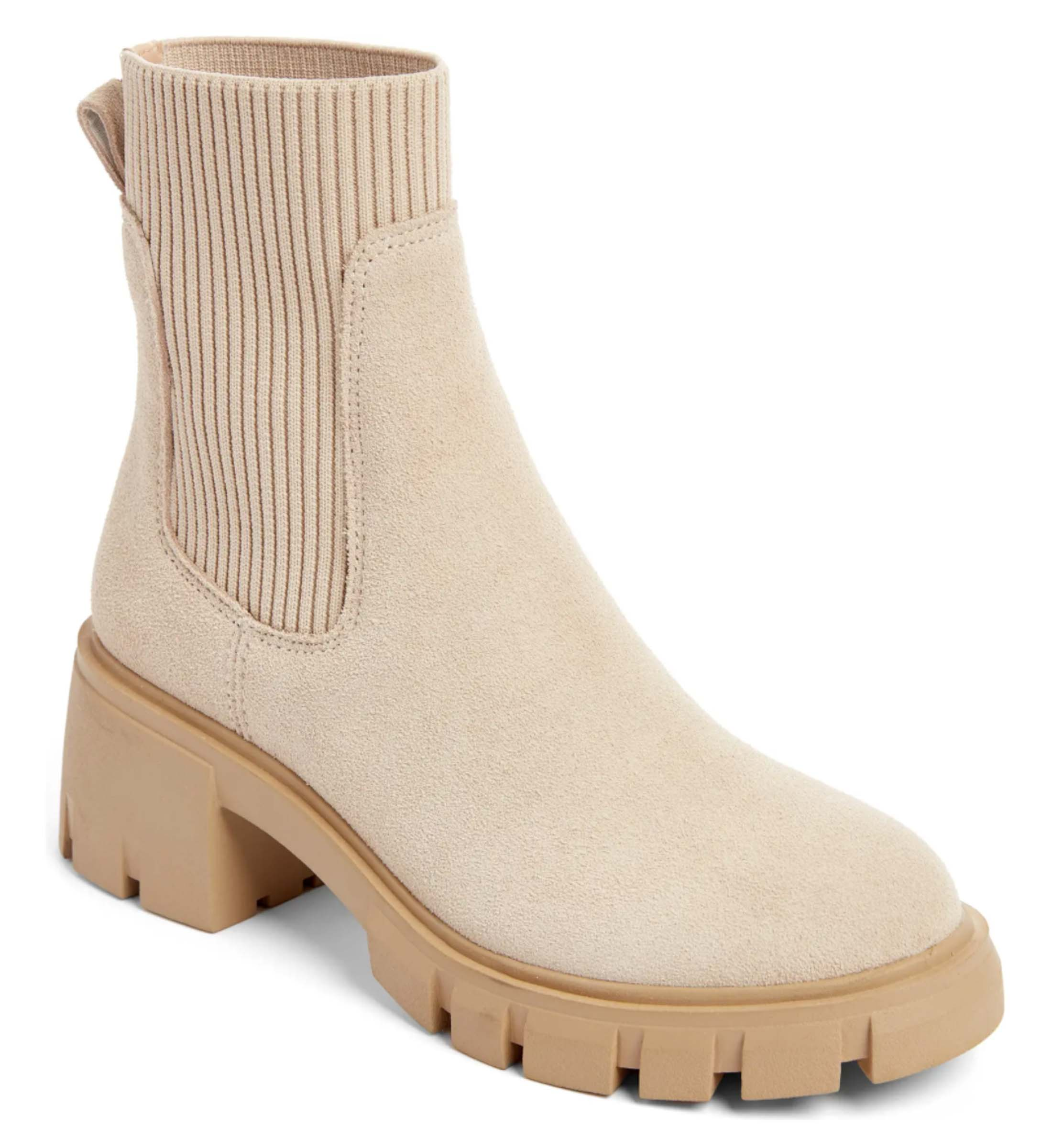 These Steve Madden Chelsea boots give me all the vibes of Prada at a fraction of the price.