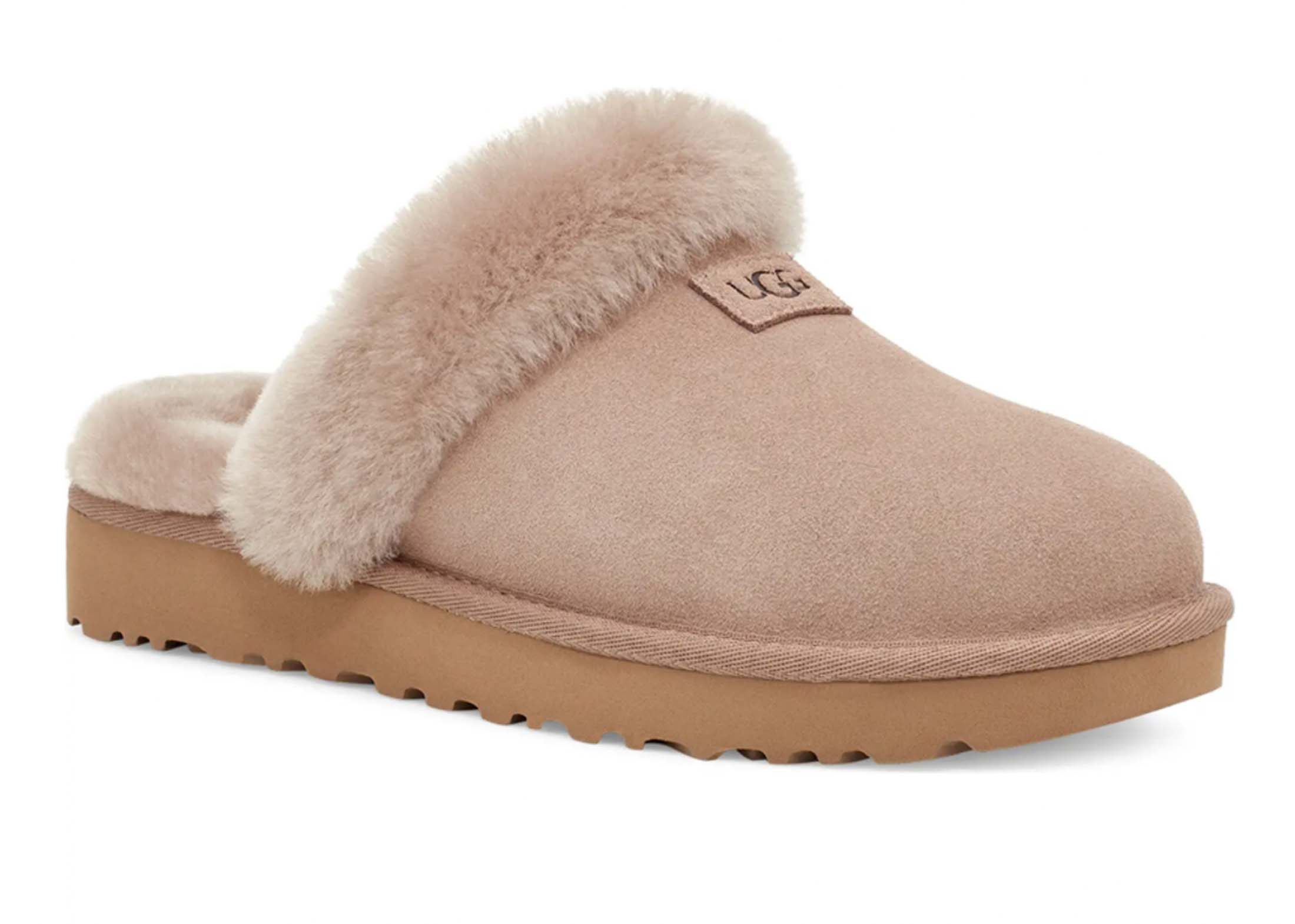 I have been rocking the OG UGG slippers for four years now, and it is 100% time to replace them. The current pair of UGG Slippers in the #NSale are an elevated version of the original design.