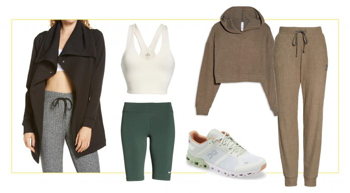 This workout wear capsule is full of brands I love (Alo, Nike, Zella), items I already own & recommend, plus a few new pieces I hope to get my hands on.