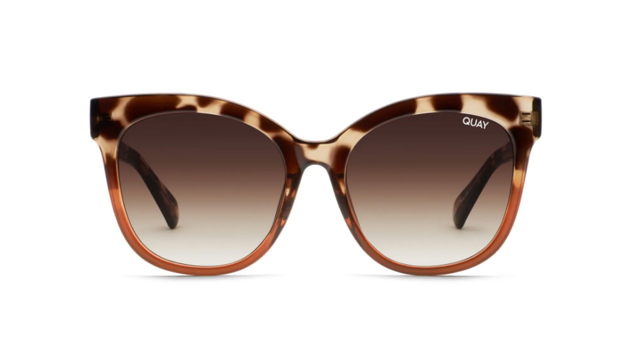 I'm such a big fan of QUAY sunglasses. The affordable price point and chic styles are exactly what I look for in my sunglasses.