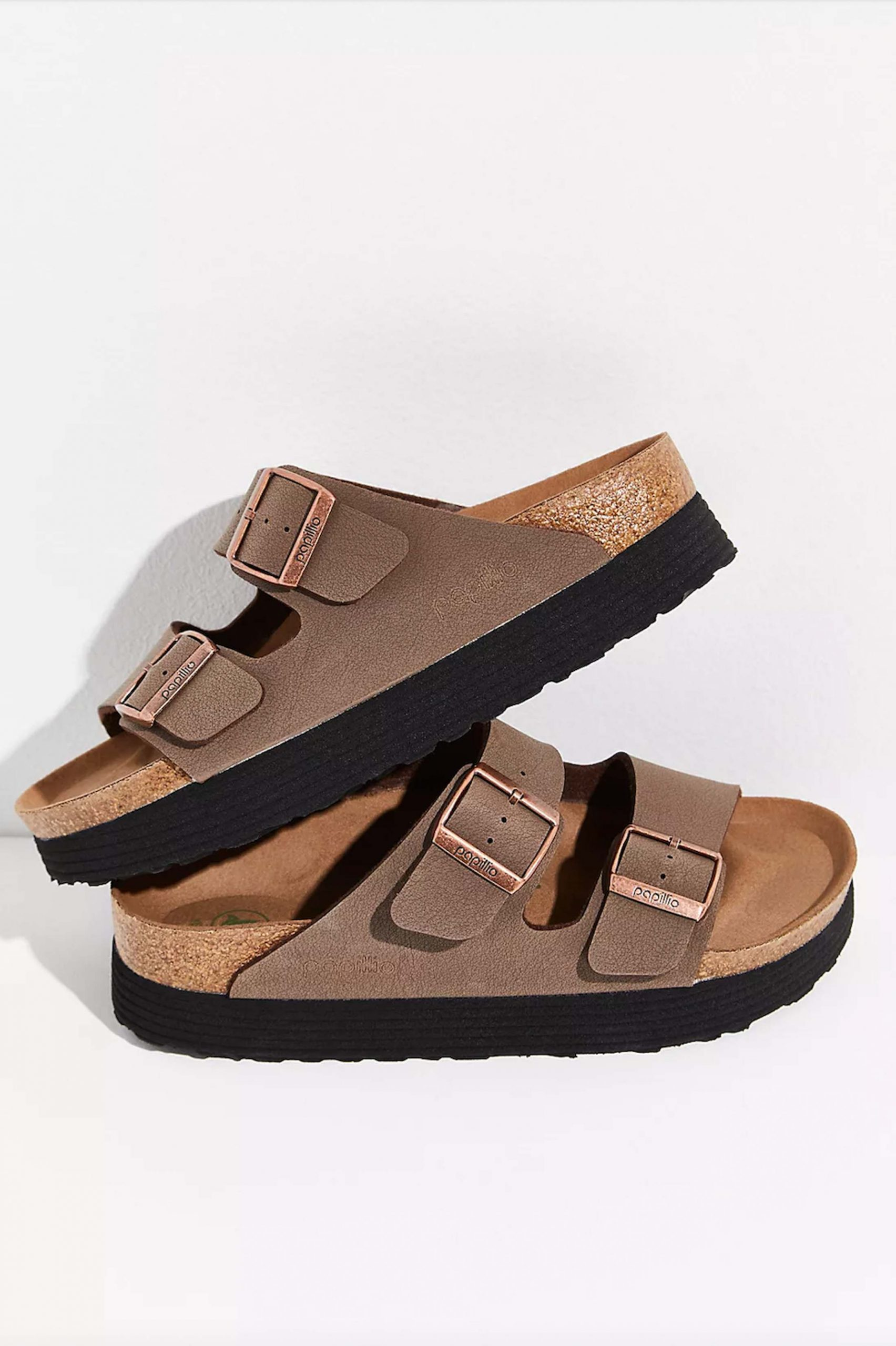 Last but certainly not least are the Birkenstock flatforms. Birks are a staple in my wardrobe, and I would love to add an extra pair that gives me a little height boost!