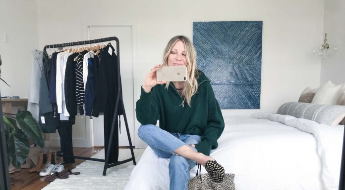 The fall pieces in #NSale 2021 -- the exciting fall boots, a swoonworthy wool coat, the most perfect LBD, Clare V bags, the Levi's jeans -- are so good, it's definitely worth shopping.