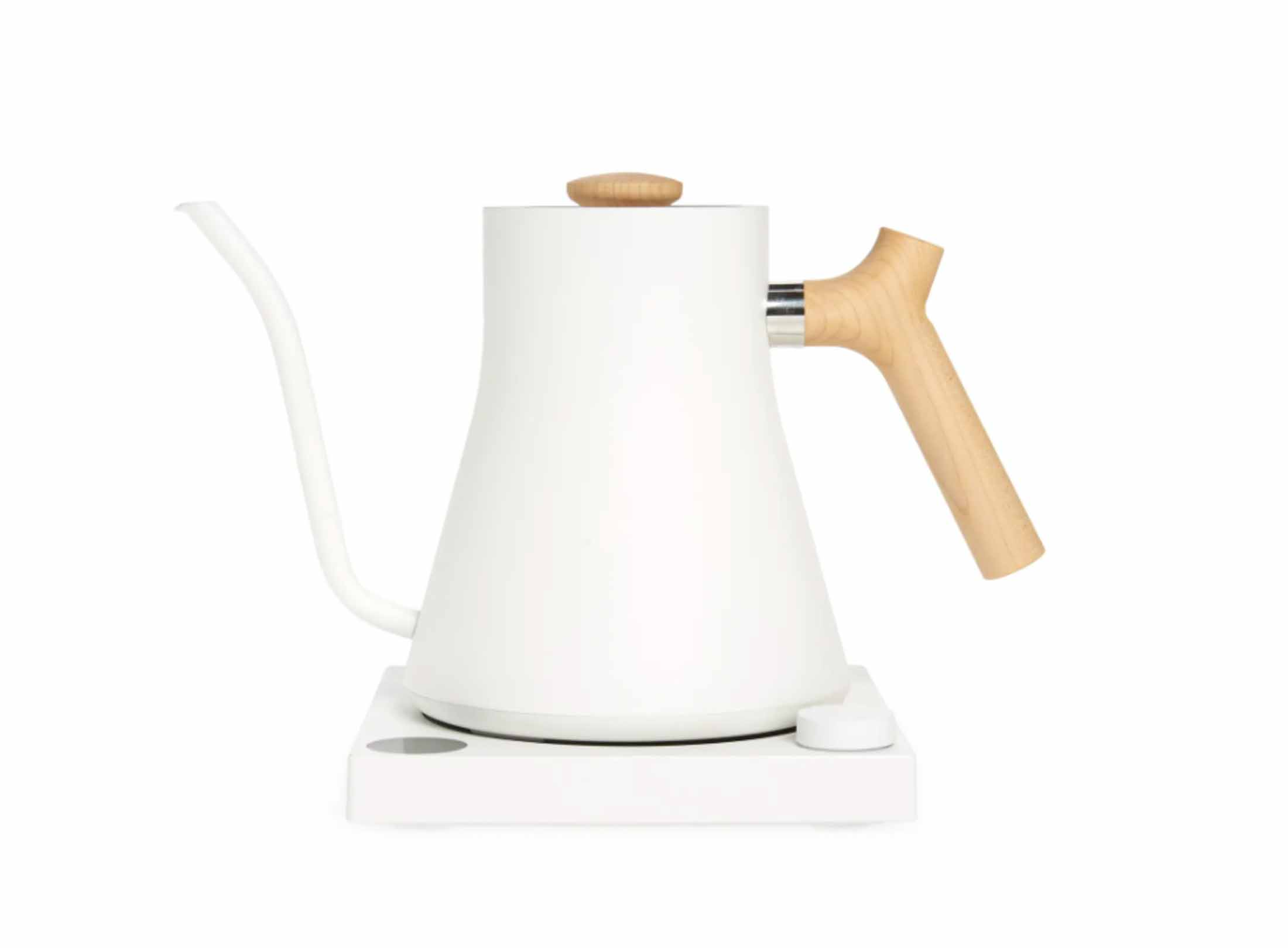 It's just so pretty and our current electric kettle is just a workhorse style that isn't lovely like this!