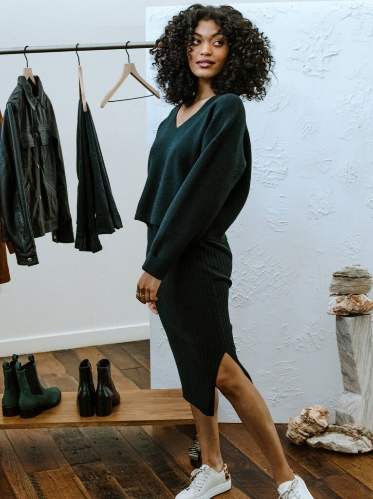 The 2021 fall trends are a mixed bag. Some are looking very much like true, possibly fleeting trends (try 'em for fun) while others are looking like trends that support the natural progression of these new silhouettes.