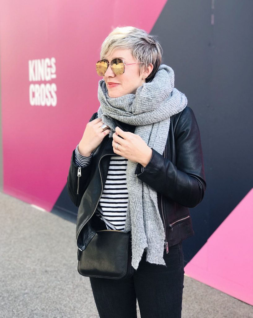 If you're in love with fall like I am, it's fun to think about layering again & wearing jackets (hey, trench coat) + boots (think Western) + sweaters (Fisherman for now)....