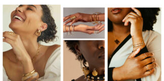 From simple, everyday pieces that go w/ anything to statement wear that adds a bit of shine, this jewelry is all from small, Black-owned businesses (huge plus.)