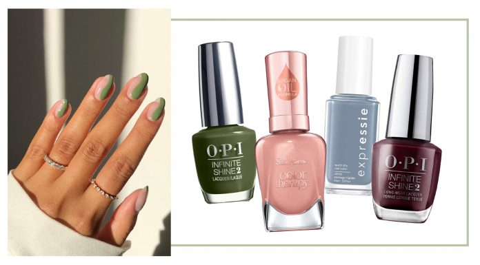 There's no better time than now to jazz up the nail polish collection & try out some new fall colors. Here's what's trending.