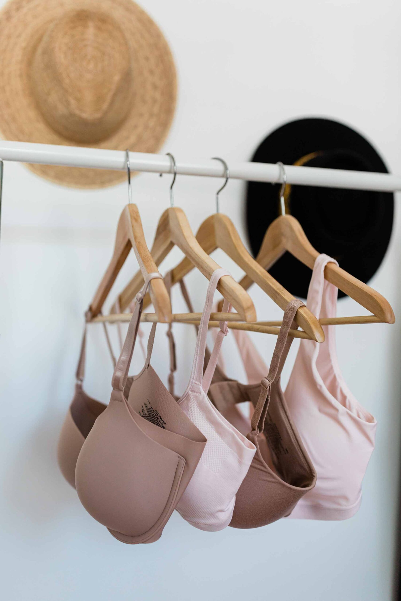 The best compliment I can give a bra is that it's so good, I never think about it, not even when I'm kicking my feet up at the end of the day. Warners makes that bra.