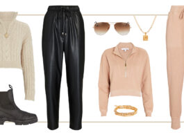 I had so much fun putting together fall outfit wishlists from Intermix that I made 2: gorgeous fall neutrals, plus edgy black & white.