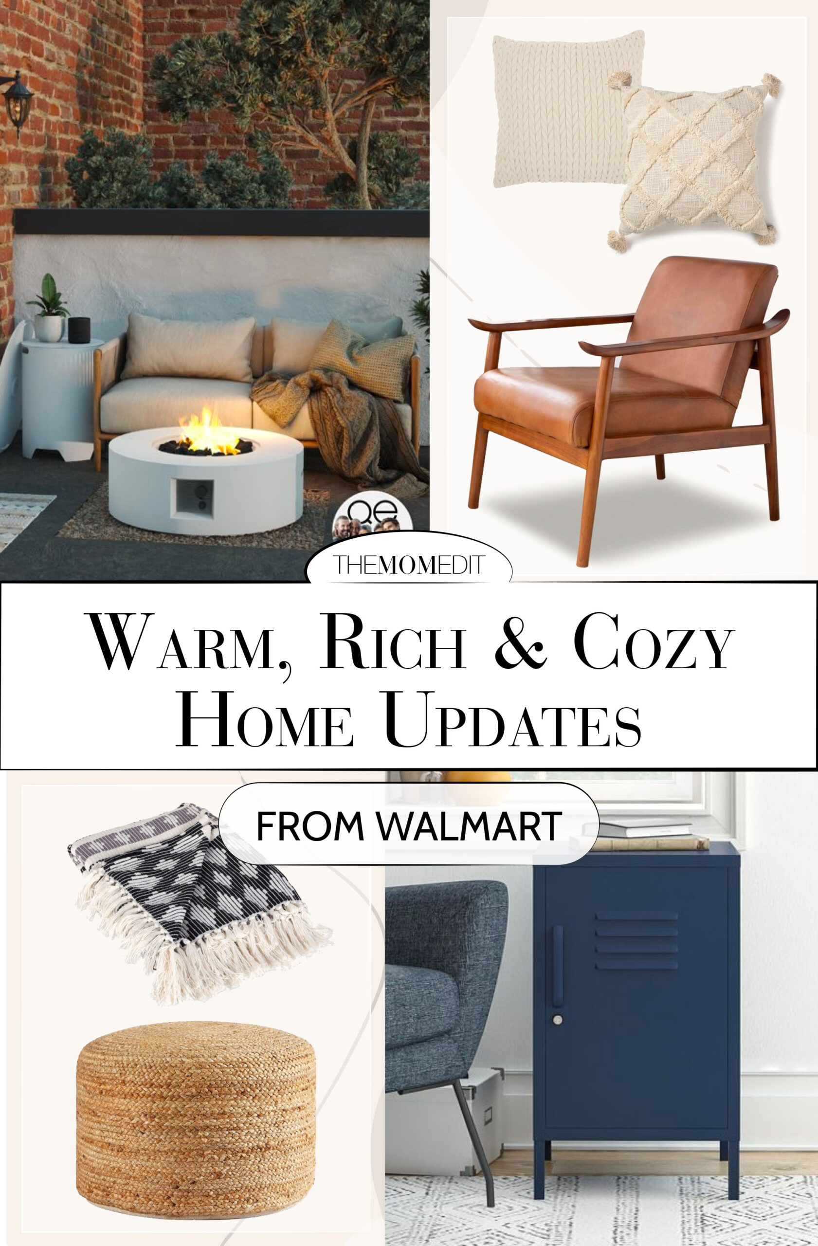 Oh. My. There is now a Queer Eye Collection for Walmart Home, my friends! And it. Is good. I picked some of my faves from the fab 5s collection & paired 'em with a few other Walmart Home pieces.