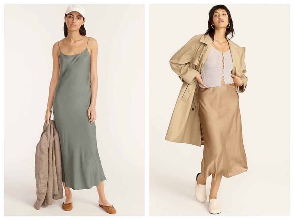 Our top J.Crew fashion finds include warm neutrals, soft pops of colors & of course, jeans, sweaters + sweater blazers. Let's go.