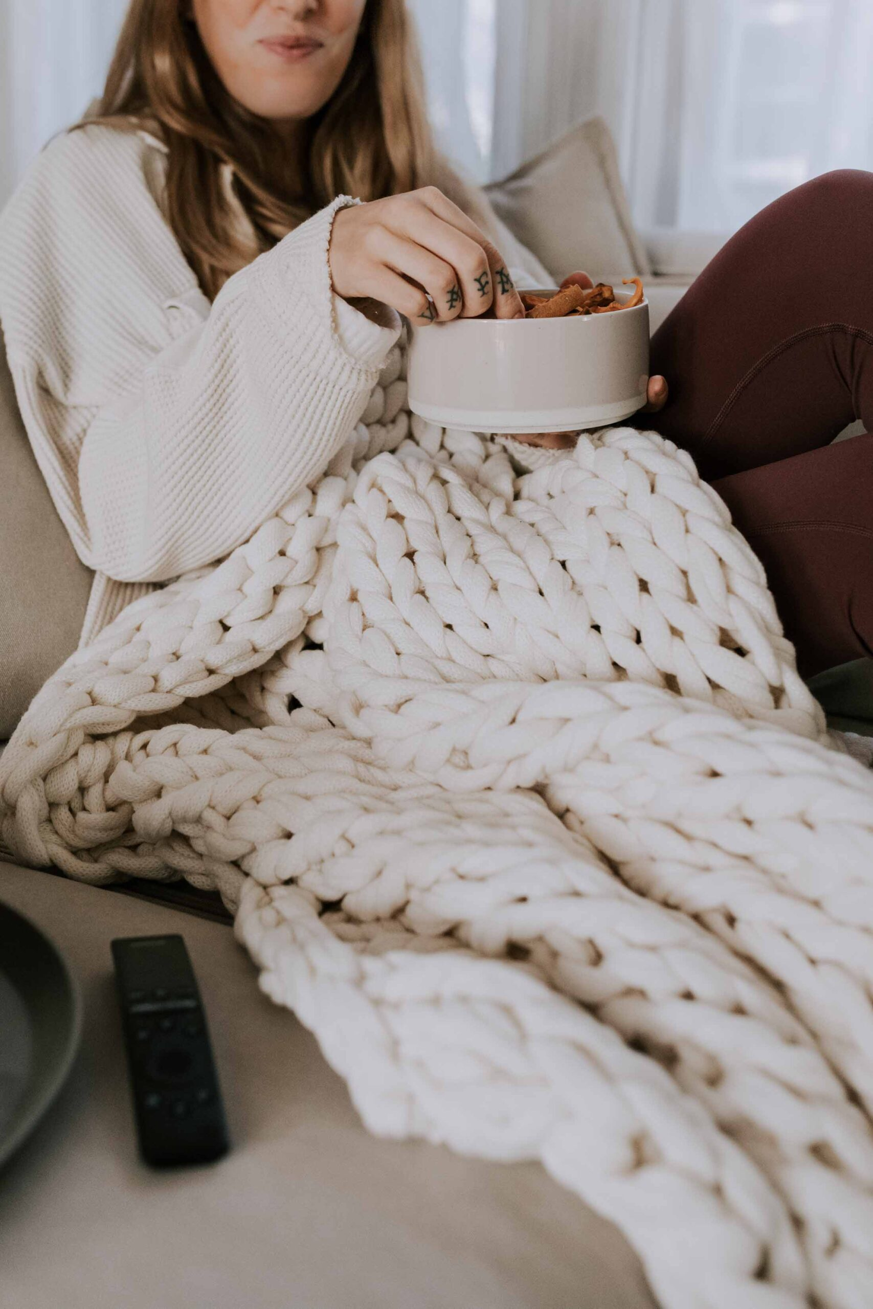 I'm actually low-key obsessed with shopping on QVC.com. I scored a kitchen item I've been wanting for years (truly) + a few other items perfect for cozy autumn weekends.