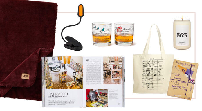 Literature is my love language. I love good book-related gift as much as the next nerd, but b/c shopping for a bookworm can be challenging, I've found 12 book lovers' gifts for you.