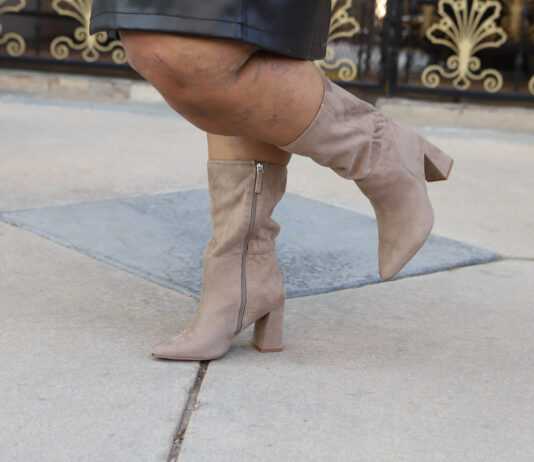 Wide-calf & ultra wide-calf boots are a challenge to find, but I am impressed with this season's limited, yet really good options (heeled, lug sole, riding...).