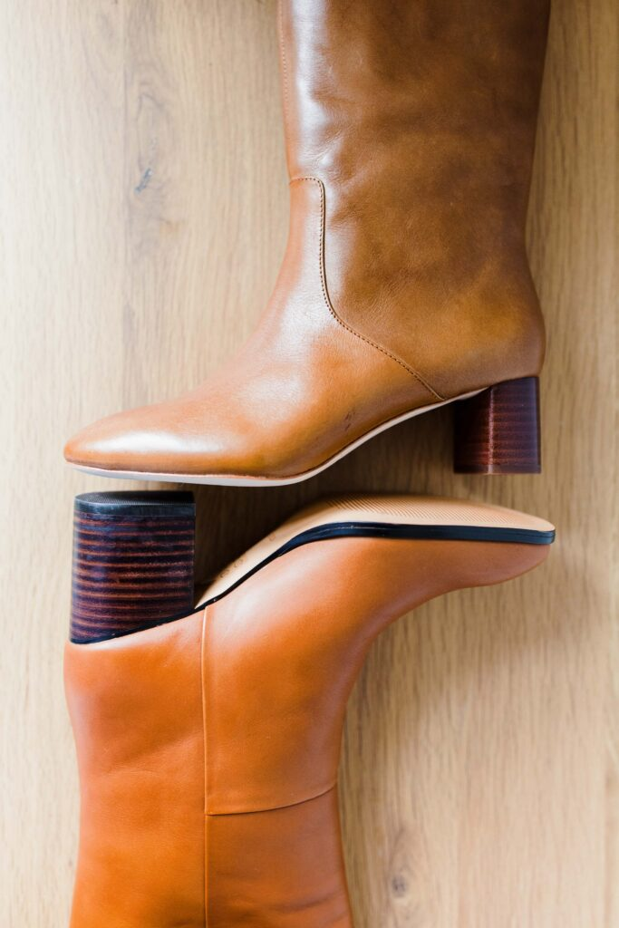 Even more intriguing is the fact that Loeffler Randall's Gia Safari Tall Boots look to be a solid dupe of Prada's Knee-High Boots (but at half the cost), as well as...J.Crew? Is that YOU?